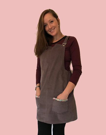 TILLY & THE BUTTONS:Cleo Pinafore & Dungaree Dress
