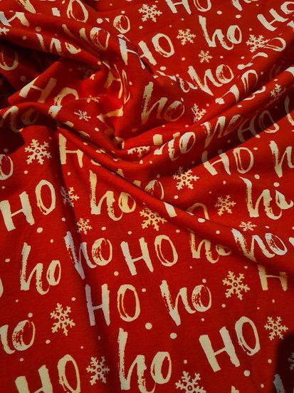 Christmas Jersey ho ho ho!