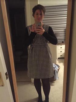 Louise's Shift dress