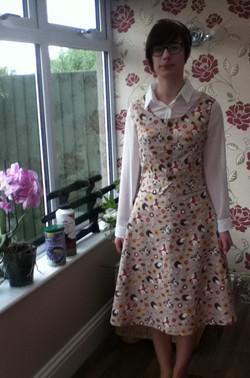 `Rachel's dress
