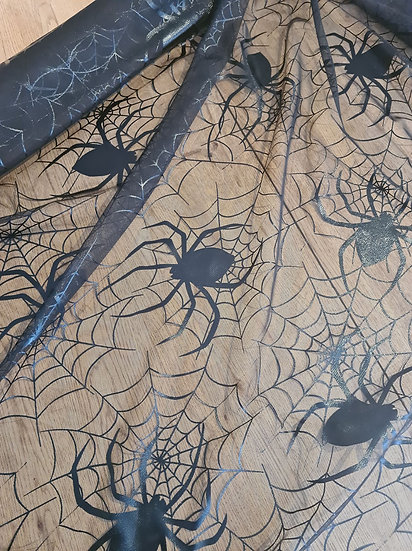 Halloween Spider Netting
