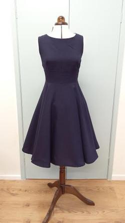 The Audrey dress workshop