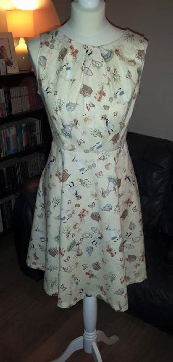 Rachel's summer dress