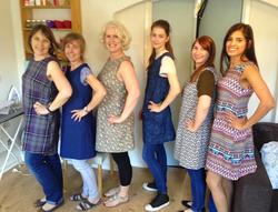 Shift dress workshop