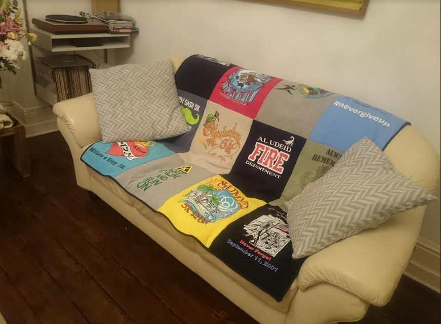 Gerogie's blanket