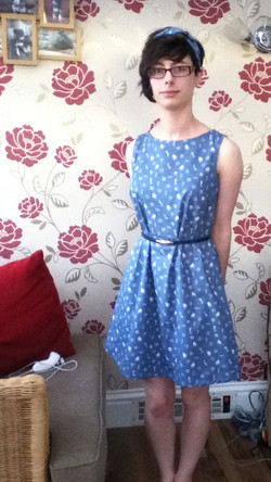 Rachel's shift dress workshop