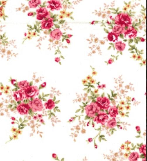 100 % cotton Rose & Hubble