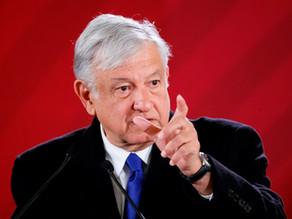 "López Obrador ve ""certidumbre"" en vacuna de Oxford contra la COVID-19"