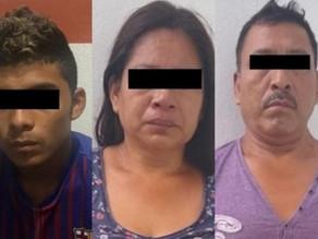 Desmantela FGE banda de secuestradores que operaba en la región Altos de Chiapas