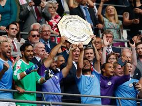 Manchester City derrota a Liverpool y se lleva el trofeo Community Shield