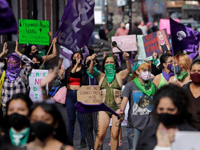 Feministas exigen despenalización del aborto y justicia en feminicidios