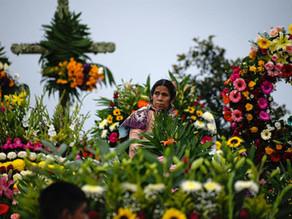 Fiesta de las almas, tradición indígena para venerar a los muertos