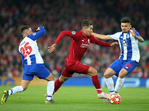 Liverpool a cumplir en Portugal