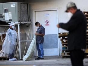 México reporta 91,895 decesos y 929,392 casos por la covid-19