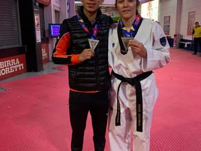 El mejor mundial de Taekwondo  de la historia