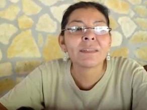 Familiares y amigos despiden a ambientalista asesinada en Chiapas