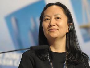 China amenaza a Canadá si no libera a ejecutiva de Huawei