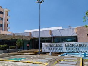 Van 52 afectados por medicamento en mal estado en hospital de Pemex