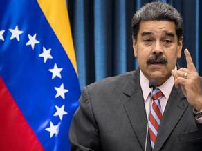 Maduro celebra recorte de productores de petróleo