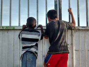 La mayoría de niños migrantes ha abandonado su país a la fuerza