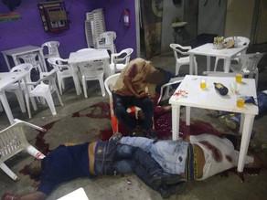 Ejecutan a 5 personas, ahora en Villahermosa