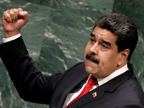 Maduro reitera que EUA intenta derrocarlo