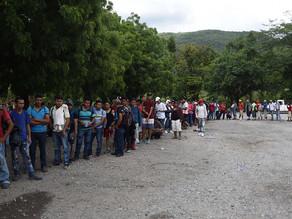 Guatemala cierra puertas a migrantes con síntomas de Covid 19