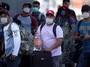 Van 51 mil 633 casos y cinco mil 332 defunciones por COVID-19 en México