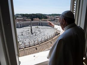 Fieles regresan a plaza de San Pedro para la bendición papal tras cuarentena