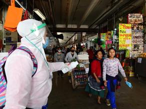 México supera los 56 mil muertos por COVID-19 pero SSA considera que baja la intensidad
