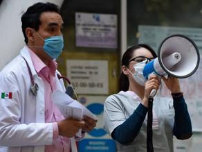 México suma 56,594 casos acumulados de COVID-19 y 6,090 defunciones