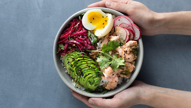 Como bajar de peso comidas saludables
