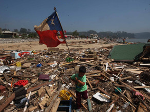 Chile, 10 años de un terremoto y tsunami trágicos