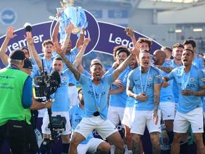 Manchester City repite como campeón, por segundo año consecutivo