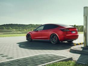 Los coches de Tesla te dejarán en la puerta y se irán a aparcarse solos