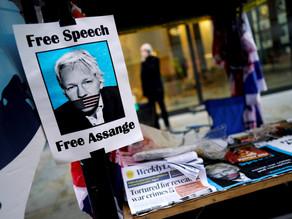 Assange puede volver a Australia si gana batalla contra extradición a EU