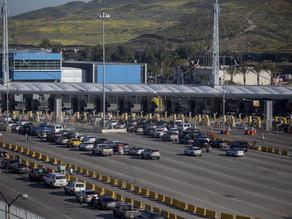 EUA extiende restricciones fronterizas indefinidamente