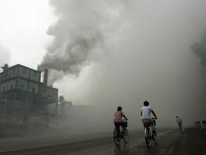 Aire contaminado provoca la muerte de 7 millones de personas al año