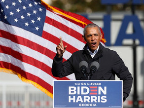 Obama descarta posible cargo en Gobierno de Biden