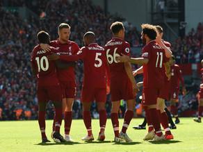 Liverpool gana, pero no alcanza