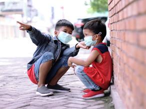 Científicos descubren por qué el coronavirus casi no afecta a los niños