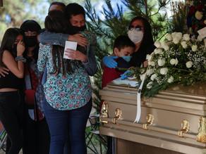 México supera a China en muertes por COVID-19