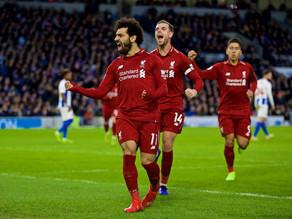 Liverpool golea a Leicester y consolida su liderato en la Premier League