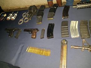 Caen 10 presuntos integrantes del CJNG en Quintana Roo