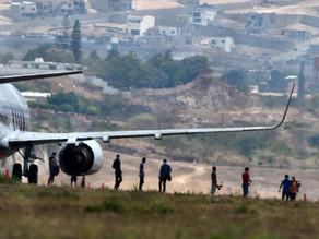 Migración repatria a tres mil 653 centroamericanos