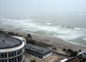 Nueva depresión tropical, cerca de Florida, podría escalar a tormenta