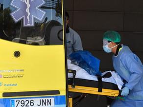 La pandemia empaña fiesta nacional en EEUU y sigue creciendo en México