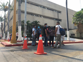 Maestros en Chiapas demandan plazas