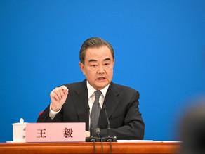 """""""Estados Unidos quiere desatar nueva Guerra Fría"""", China"""