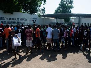 No hay contagios en estaciones migratorias, asegura CEDH